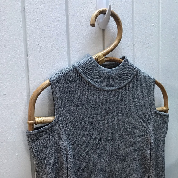 F&F Sweaters - NWT cold shoulder cut out sweater